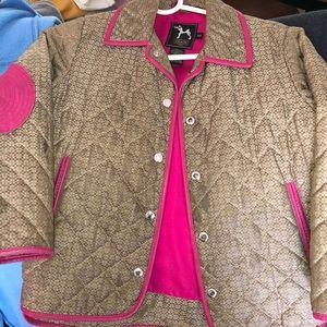 Kids medium coach coat